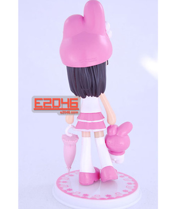 MyMelody Costume Set (PVC)