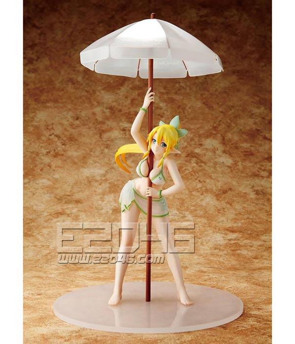 Leafa Sexy Bikini de Parasol (PVC)