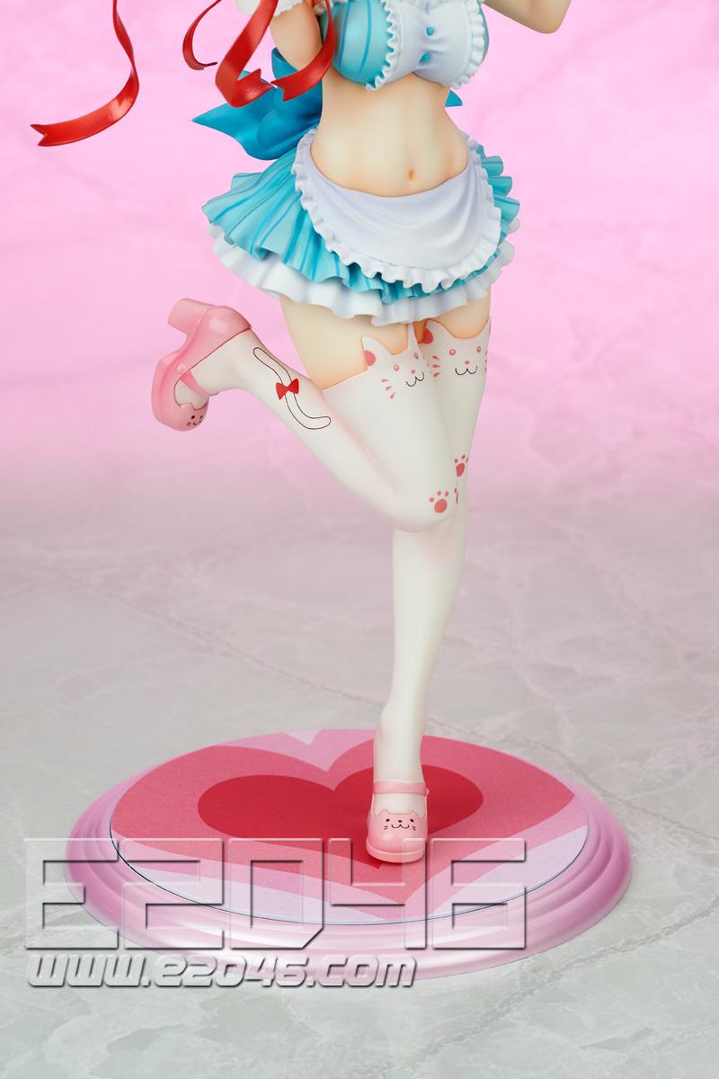 Takebe Saori Valentine Apron Version (PVC)