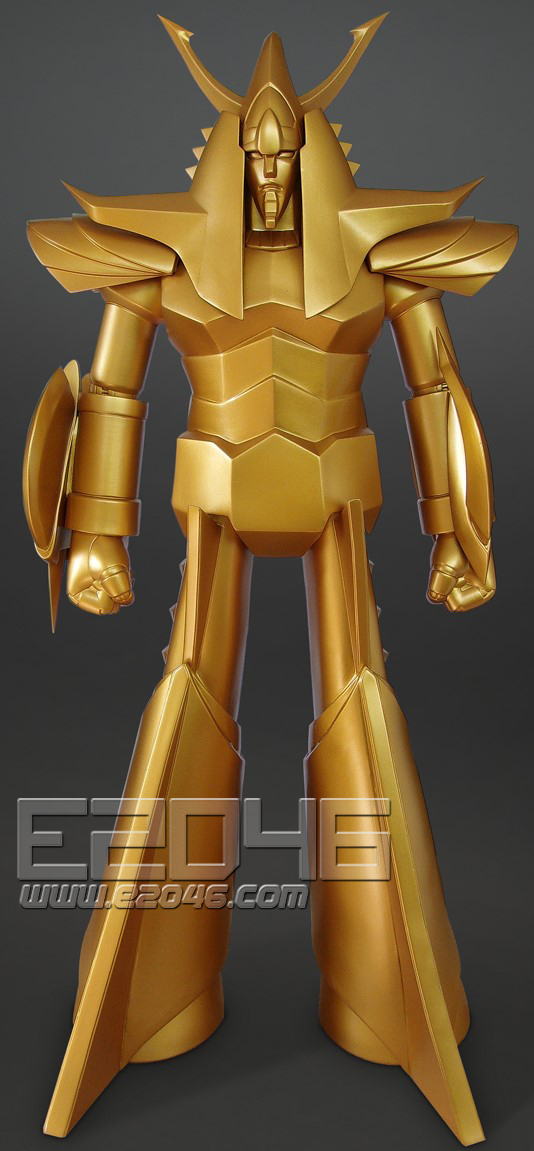Brave Reideen Gold Version (PVC)