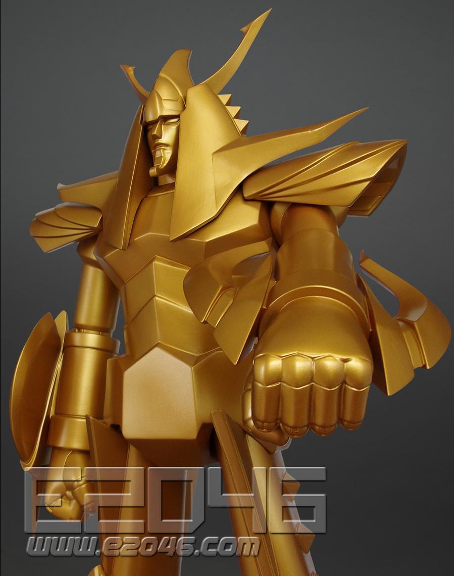 Brave Reideen Gold Version (PVC)
