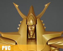 PV11041  Brave Reideen Gold Version (PVC)