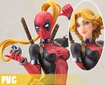 PV5664 1/7 Lady Deadpool (PVC)