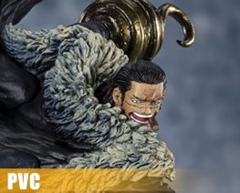 PV10239  Sir Crocodile Choujou Kessen Version (PVC)