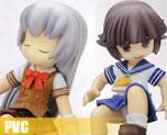 PV2112  SD Figure Choun Shiryu & Chohi Ekitoku (PVC)