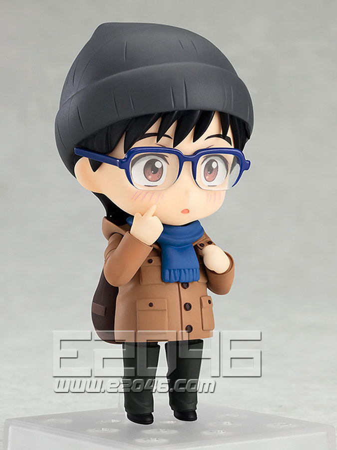 Nendoroid Yuri Katsuki Casual Version (PVC)
