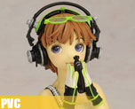 PV2250 1/7 Headphone Girl (PVC)