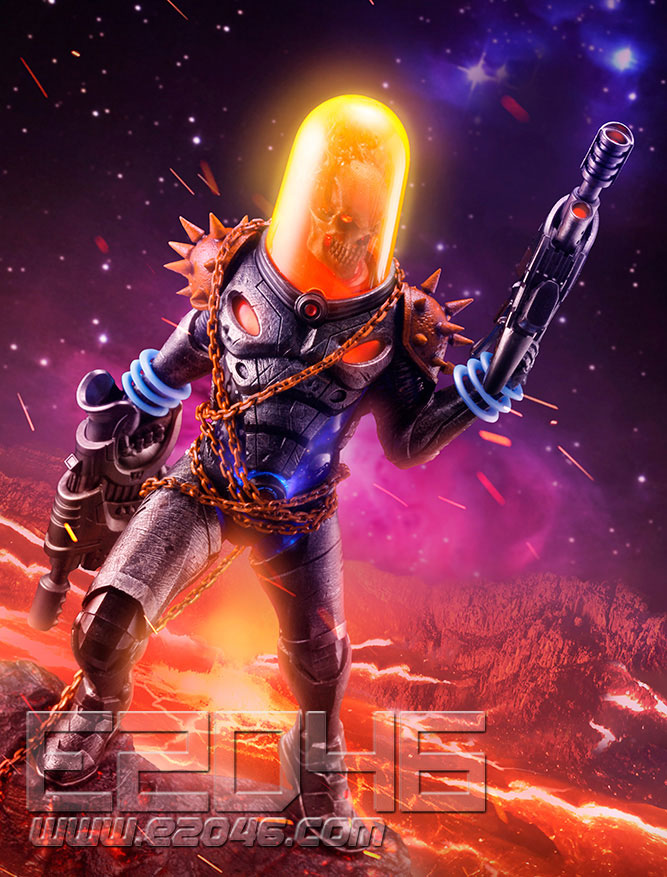 Cosmic Ghost Rider (PVC)