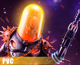 PV9333 1/10  Cosmic Ghost Rider (PVC)