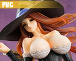 PV4490 1/7 Sorceress (PVC)