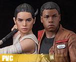 PV6821 1/10 Rey & Finn (PVC)