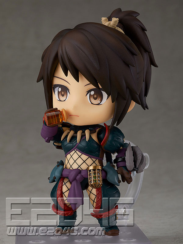 Nendoroid Hunter Female Nargacuga Alpha DX Version (PVC)