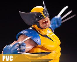 PV10202 1/6 Wolverine (PVC)
