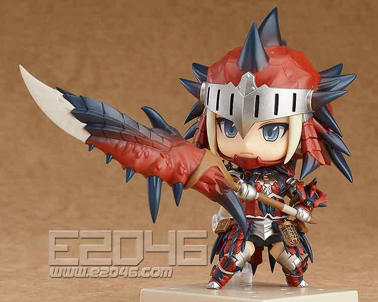 Nendoroid Rathalos Armor Hunter DX Version (PVC)