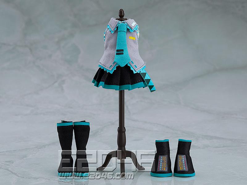 Nendoroid Clothes Set Hatsune Miku (PVC)