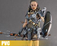PV0332 1/6 She-Predator Machiko (PVC)