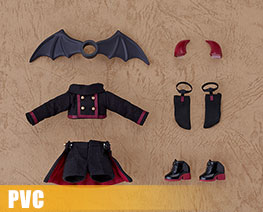 PV11019  Nendoroid Clothes Set Devil (PVC)