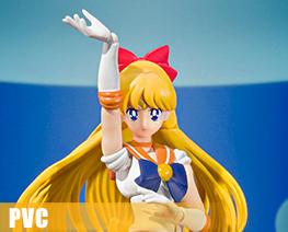 PV10801  Sailor Venus (PVC)