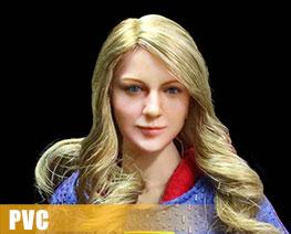 PV8963 1/8 Super Girl (PVC)
