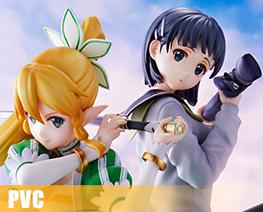 PV10029  Leafa & Kirigaya Suguha 2 Set (PVC)