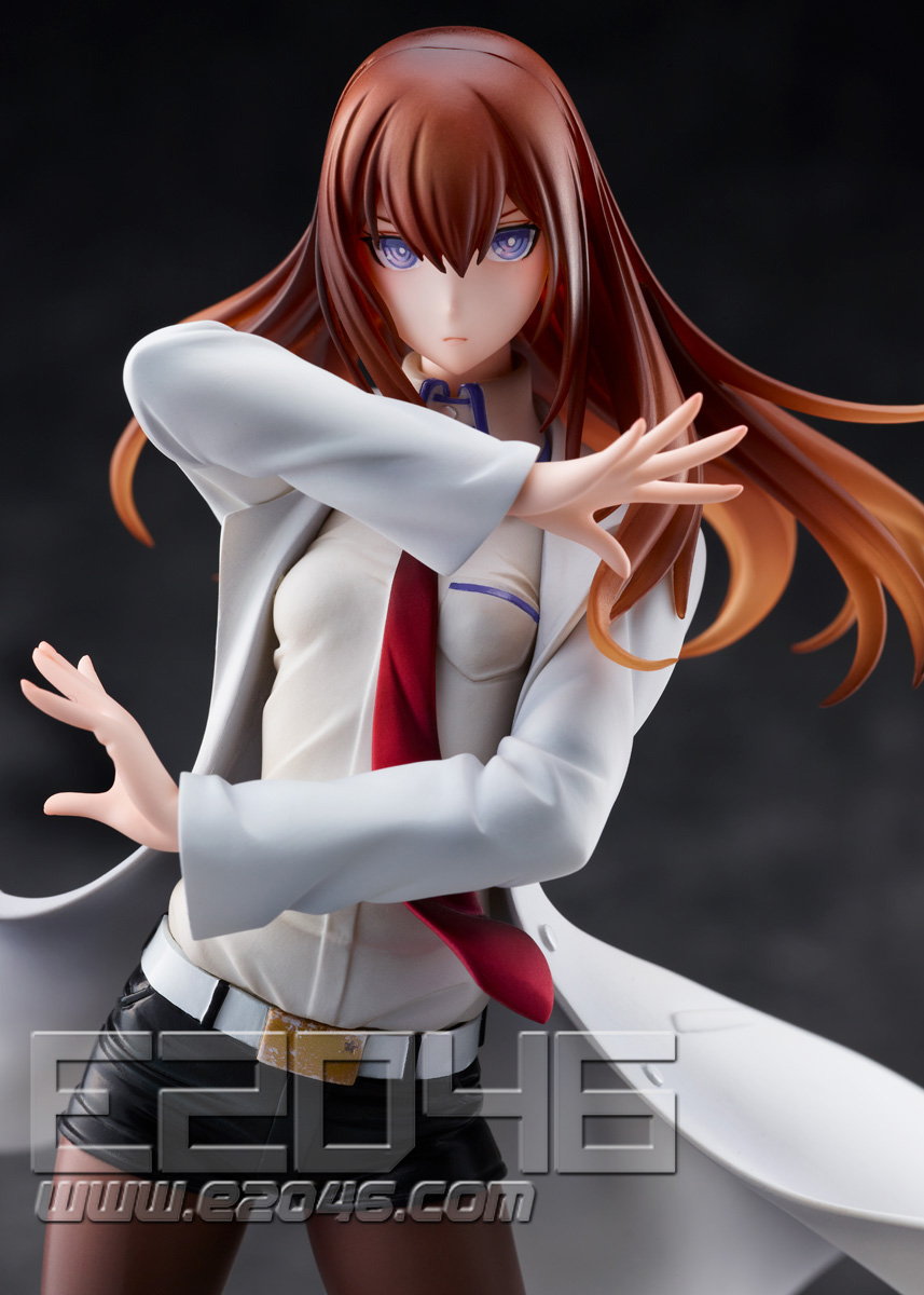 Makise Kurisu Lab Coat Style (PVC)