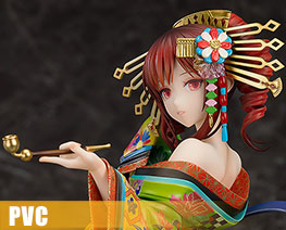 PV8207 1/7 Kasane Teto Yoshiwara Lament Version (PVC)