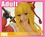 PV3833 1/7 Big Tits Swordsman Sakura (PVC)