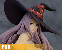 PV10079 1/7 魔女黑暗烏鴉版 (PVC)