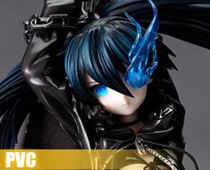PV0794 1/8 Black Rock Shooter (PVC)