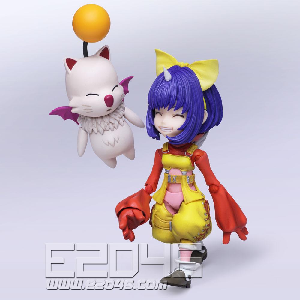 Eiko & Quina (PVC)