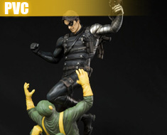 PV0538  Winter Soldier (PVC)