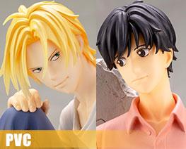 PV8350 1/8 Ash & Eiji (PVC)