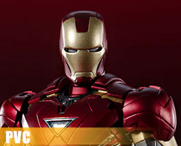 PV11524  Iron Man Mark 6 (PVC)