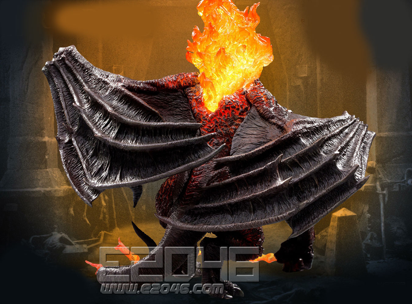 Balrog Deluxe Version (PVC)