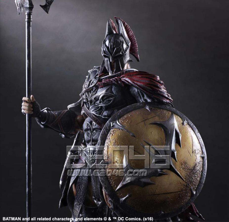 Batman Timeless Sparta (PVC)
