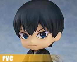 PV7694 SD Nendoroid Tobio Kageyama Jersey Version (PVC)