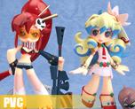 PV3428  SD Yoko & Nia + Boota Set (PVC)