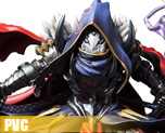 PV4987  Underworld God Inferno Hades (PVC)