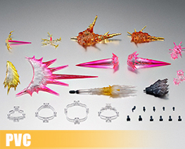 PV9790  Gundam Effect Part Set A.N.I.M.E. Version (PVC)