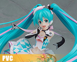 PV9414 1/8 Racing Miku 2019 Version (PVC)