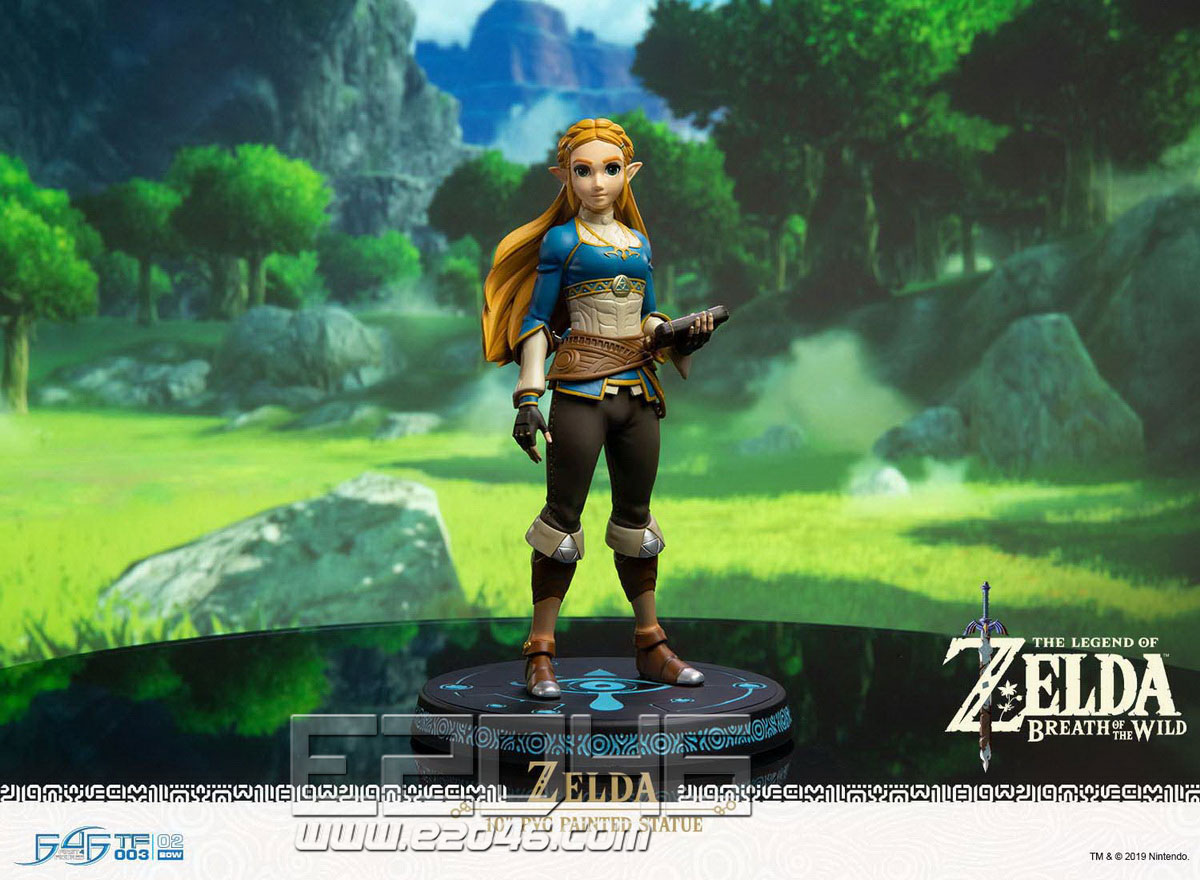 Zelda Standard Version (PVC)