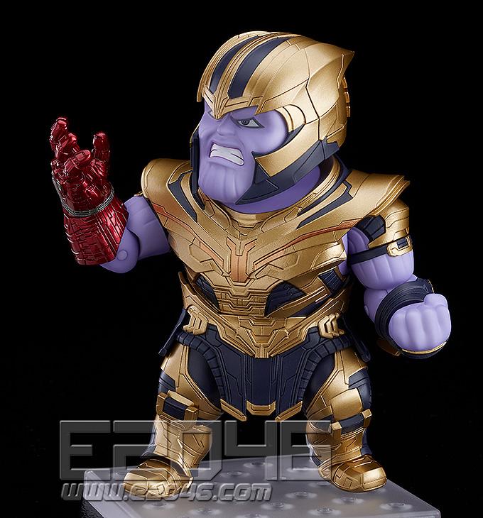 Nendoroid Thanos Endgame Version (PVC)