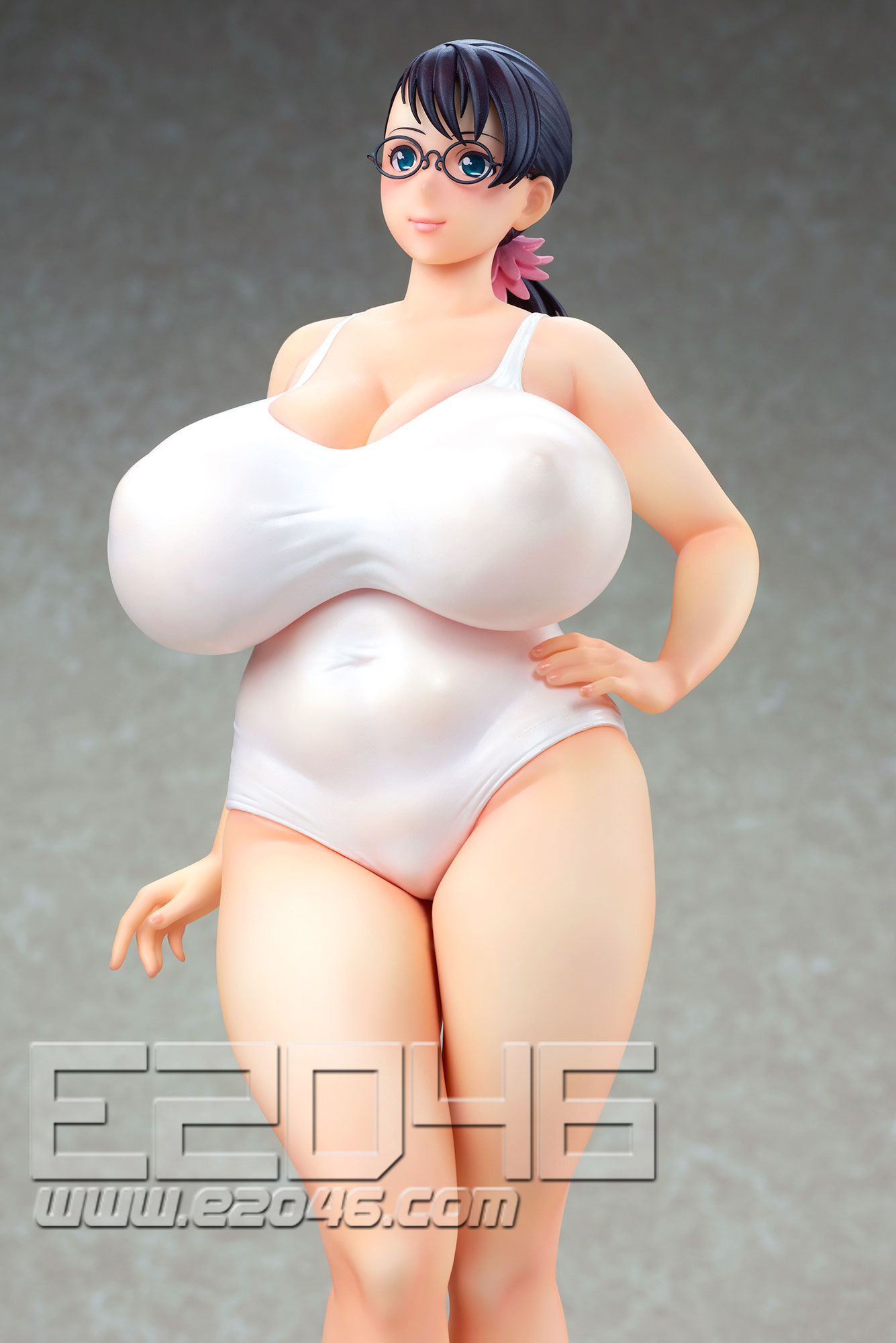 Merchant Cattleya White Swimsuit Version (PVC)