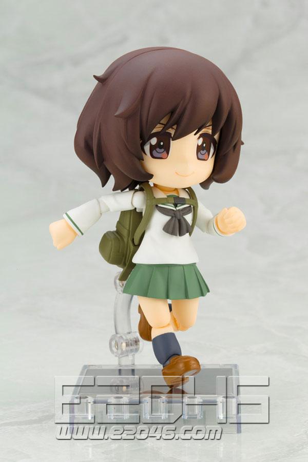 Yukari Akiyama Uniform Version (PVC)