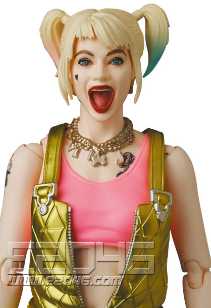 Harley Quinn Overalls Version (PVC)