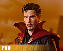 PV11146  Doctor Strange Battle On Titan Version (PVC)