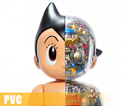 PV10536  Astro Boy Clear Version (PVC)