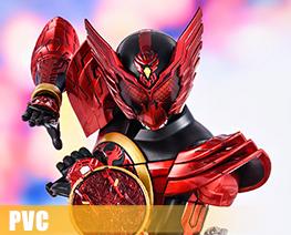 PV10354  Kamen Rider OOO TaJaDor Combo (PVC)
