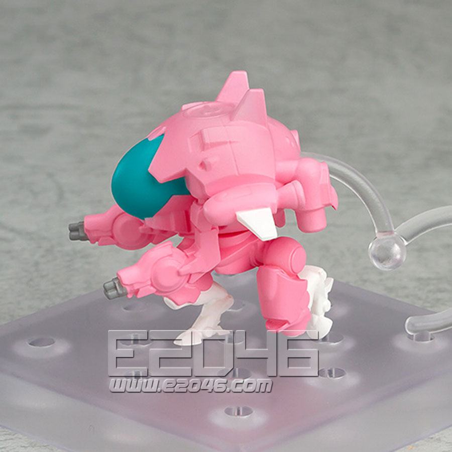 Nendoroid D.Va 经典服版 (PVC)