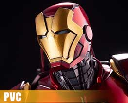 PV8762 1/10 ARTFX PREMIER Iron Man (PVC)
